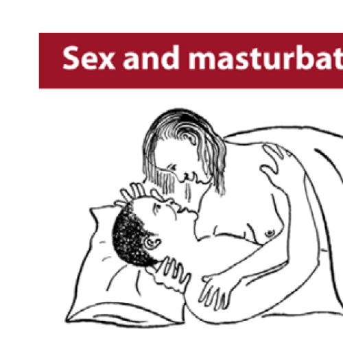Sex and Masturbation