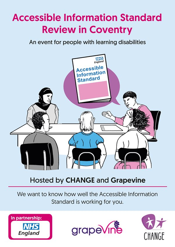 Accessible Information Standard Review - Coventry