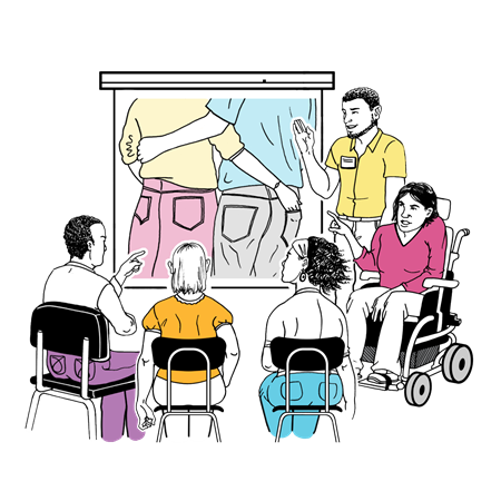 Sex Education for Adults with Disabilities