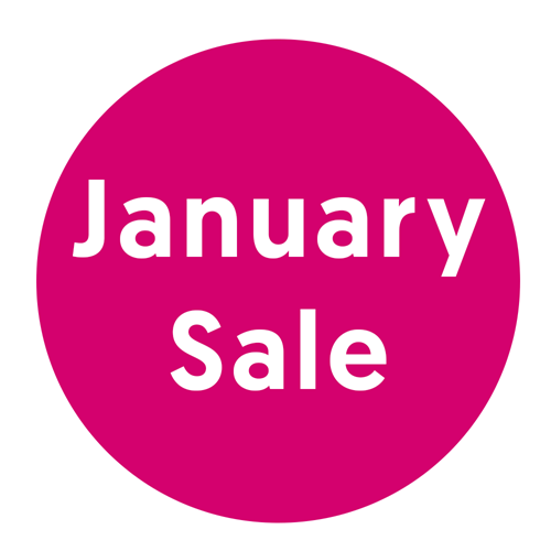Easy Read January Sale